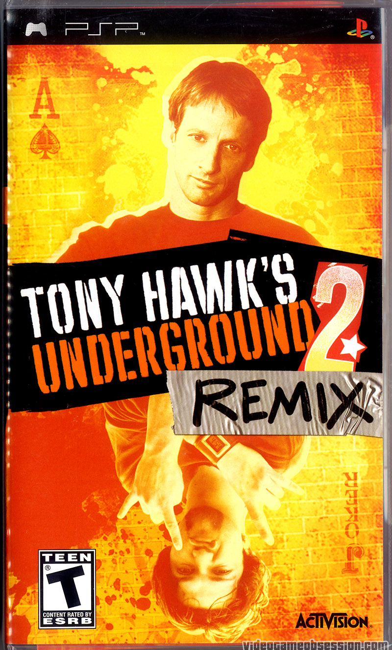 Читы к Tony Hawk's  Underground 2 Remix